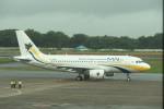 KKiSMさんが、ヤンゴン国際空港で撮影したミャンマー国際航空 A319-112の航空フォト(写真)