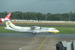 KKiSMさんが、ヤンゴン国際空港で撮影したエア KBZ ATR-72-600の航空フォト(飛行機 写真・画像)