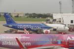 KKiSMさんが、ドンムアン空港で撮影したタイ・エアアジア A320-214の航空フォト(飛行機 写真・画像)