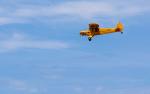 ひげじいさんが、庄内空港で撮影した日本グライダークラブ PA-18-150 Super Cubの航空フォト(写真)