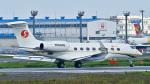 パンダさんが、成田国際空港で撮影した南山公務 Gulfstream G650 (G-VI)の航空フォト(写真)