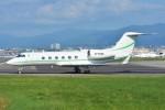 デルタおA330さんが、台北松山空港で撮影した中国個人所有 G-IV-X Gulfstream G450の航空フォト(写真)