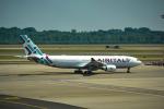 TulipTristar 777さんが、ミラノ・マルペンサ空港で撮影したエア・イタリー A330-202の航空フォト(写真)