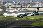 コージーさんが、羽田空港で撮影したニュージーランド航空 777-219/ERの航空フォト(写真)