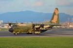 デルタおA330さんが、台北松山空港で撮影した中華民国空軍 C-130H Herculesの航空フォト(写真)
