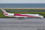 れんしさんが、北九州空港で撮影したコリアエクスプレスエア ERJ-145ERの航空フォト(写真)