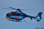 れんしさんが、山口宇部空港で撮影した高知県警察 EC135T2+の航空フォト(写真)