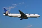 らむえあたーびんさんが、成田国際空港で撮影したユナイテッド航空 777-222/ERの航空フォト(写真)