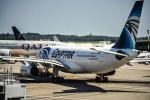 TulipTristar 777さんが、ミラノ・マルペンサ空港で撮影したエジプト航空 A330-243の航空フォト(写真)