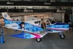 てくてぃーさんが、名古屋飛行場で撮影した日本個人所有 PA-28-140 Cherokeeの航空フォト(飛行機 写真・画像)