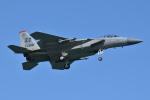 kon chanさんが、嘉手納飛行場で撮影したアメリカ空軍 F-15C-27-MC Eagleの航空フォト(写真)