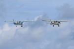 オポッサムさんが、札幌飛行場で撮影したジェイピーエー 172の航空フォト(写真)