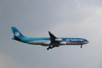 funi9280さんが、成田国際空港で撮影したエア・タヒチ・ヌイ A340-313Xの航空フォト(写真)