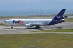 amagoさんが、関西国際空港で撮影したフェデックス・エクスプレス MD-11Fの航空フォト(写真)