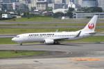 kumagorouさんが、伊丹空港で撮影した日本航空 737-846の航空フォト(飛行機 写真・画像)