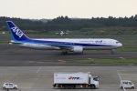 jjieさんが、成田国際空港で撮影したエアージャパン 767-381/ERの航空フォト(写真)