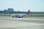 FRTさんが、松山空港で撮影したチェジュ航空 737-8BKの航空フォト(飛行機 写真・画像)