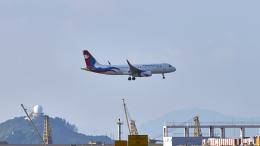 FlyingMonkeyさんが、香港国際空港で撮影したネパール航空 A320-233の航空フォト(飛行機 写真・画像)
