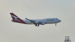 FlyingMonkeyさんが、香港国際空港で撮影したカンタス航空 747-438/ERの航空フォト(写真)