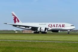航空フォト:A7-BFG カタール航空カーゴ 777-200