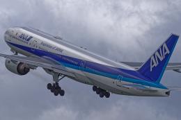 いっち〜@RJFMさんが、宮崎空港で撮影した全日空 777-281の航空フォト(写真)