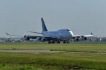 nobu2000さんが、アムステルダム・スキポール国際空港で撮影したサウディア 747-4F6(BDSF)の航空フォト(写真)