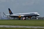 nobu2000さんが、アムステルダム・スキポール国際空港で撮影したアイスランド航空 757-308の航空フォト(写真)