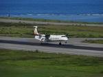 おっつんさんが、新石垣空港で撮影した琉球エアーコミューター DHC-8-402Q Dash 8 Combiの航空フォト(飛行機 写真・画像)