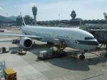 flyingmasさんが、香港国際空港で撮影したキャセイパシフィック航空 777-367/ERの航空フォト(写真)