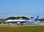 ナナオさんが、石見空港で撮影した全日空 A321-272Nの航空フォト(写真)