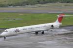 @あきやんさんが、南紀白浜空港で撮影した日本航空 MD-90-30の航空フォト(写真)