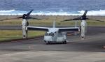 CL&CLさんが、奄美空港で撮影したアメリカ海兵隊 MV-22Bの航空フォト(写真)