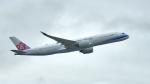 FlyingMonkeyさんが、香港国際空港で撮影したチャイナエアライン A350-941XWBの航空フォト(写真)
