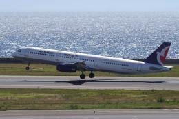 yabyanさんが、中部国際空港で撮影したマカオ航空 A321-232の航空フォト(飛行機 写真・画像)