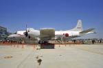 Orange linerさんが、厚木飛行場で撮影した海上自衛隊 UP-3Cの航空フォト(写真)