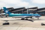 delawakaさんが、ロサンゼルス国際空港で撮影したエア・タヒチ・ヌイ A340-313Xの航空フォト(写真)