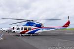 dragonflyさんが、札幌飛行場で撮影した国土交通省 北海道開発局 412EPの航空フォト(写真)