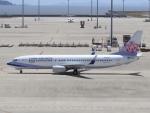 6500さんが、中部国際空港で撮影したチャイナエアライン 737-8ALの航空フォト(写真)