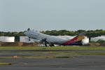 NIKKOREX Fさんが、成田国際空港で撮影したアシアナ航空 747-446F/SCDの航空フォト(写真)