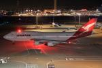 さんたさんが、羽田空港で撮影したカンタス航空 747-438/ERの航空フォト(写真)