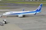 amagoさんが、伊丹空港で撮影した全日空 737-881の航空フォト(写真)