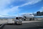 HK Express43さんが、関西国際空港で撮影した日本航空 787-8 Dreamlinerの航空フォト(写真)