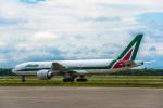 新千歳空港 - New Chitose Airport [CTS/RJCC]で撮影されたアリタリア航空 - Alitalia [AZ/AZA]の航空機写真