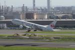 HIGHBALLさんが、羽田空港で撮影した日本航空 767-346/ERの航空フォト(写真)