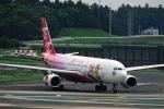 DVDさんが、成田国際空港で撮影したタイ・エアアジア・エックス A330-343Xの航空フォト(写真)