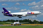 コージーさんが、成田国際空港で撮影したフェデックス・エクスプレス MD-11Fの航空フォト(写真)