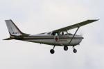 noriphotoさんが、札幌飛行場で撮影したジェイピーエー 172K Skyhawkの航空フォト(写真)
