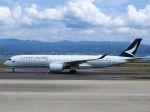 White Pelicanさんが、関西国際空港で撮影したキャセイパシフィック航空 A350-941XWBの航空フォト(写真)