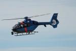 かろすけさんが、宮崎空港で撮影した宮崎県警察 EC135T2+の航空フォト(写真)