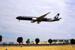 まいけるさんが、ロンドン・ヒースロー空港で撮影したニュージーランド航空 777-319/ERの航空フォト(写真)